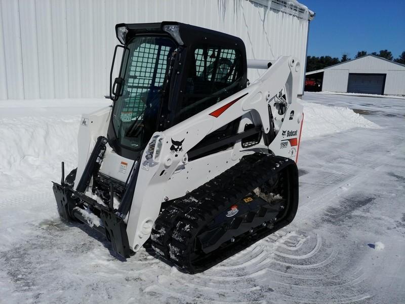 2019 Bobcat T650 Skid Steer - Norwalk, Wisconsin | Machinery
