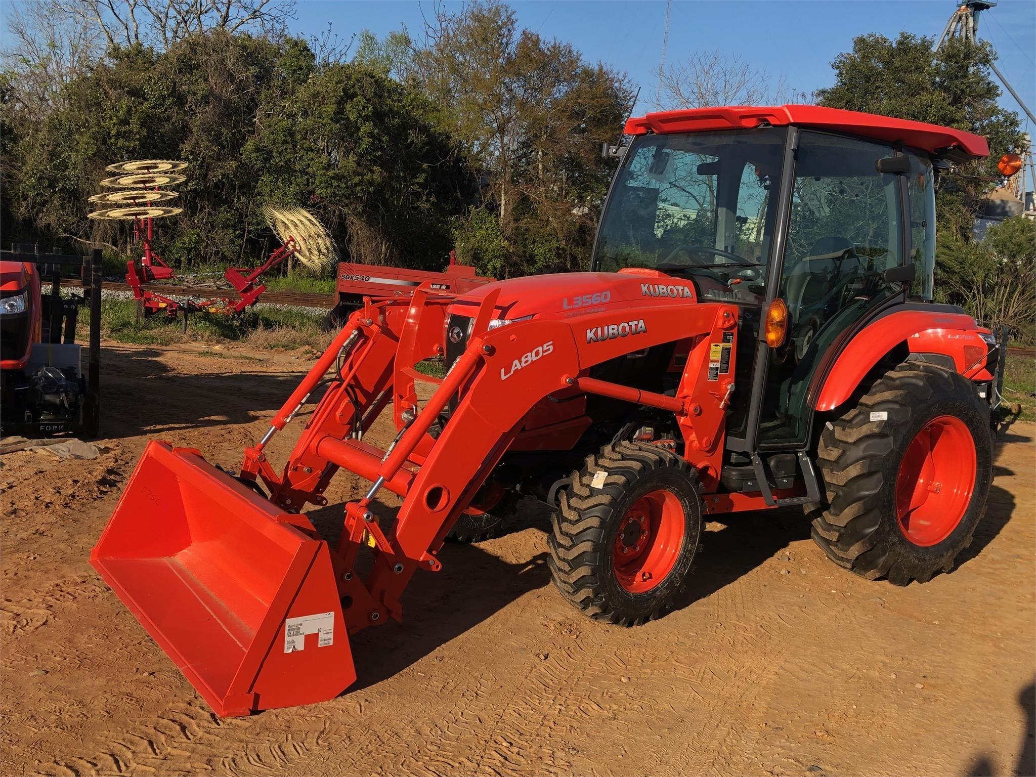 2021 Kubota L3560 Tractor