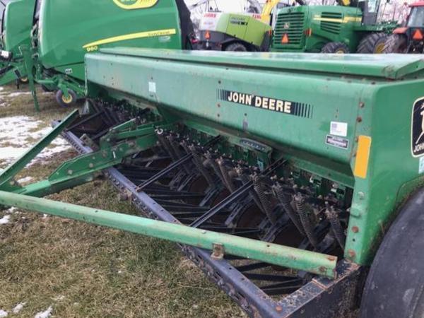 1991 John Deere 450 Drill