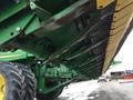 2014 John Deere 635F Platform