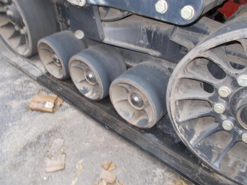 2014 Case IH Steiger 550 QuadTrac Tractor