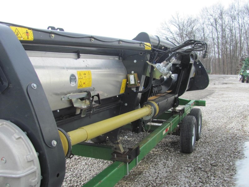 2013 Geringhoff NorthStar 830 Corn Head