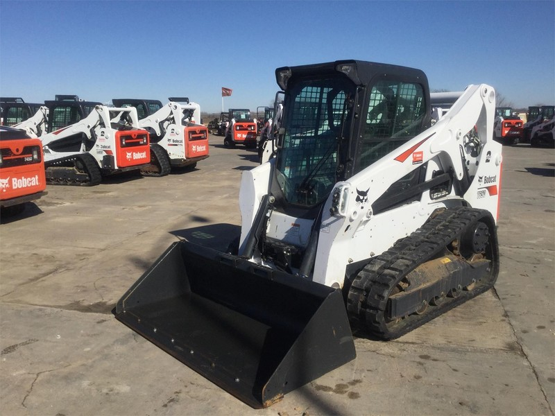 Used Bobcat T650 Skid Steers for Sale   Machinery Pete