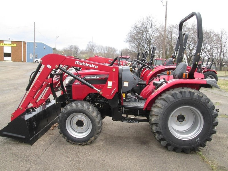 Used Mahindra 2538 HST Tractors for Sale | Machinery Pete