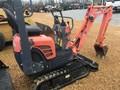 Kubota K008-3 Excavators and Mini Excavator