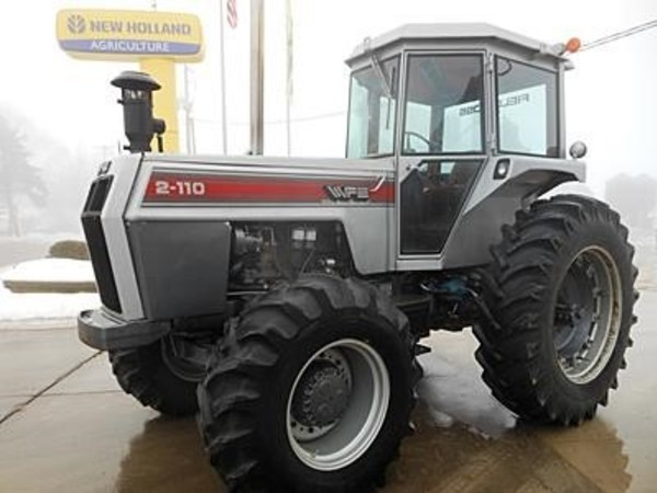 Used White Tractors for Sale | Machinery Pete