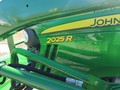2016 John Deere 2025R Under 40 HP