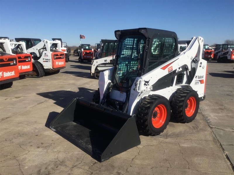 Used Bobcat S570 Skid Steers for Sale | Machinery Pete
