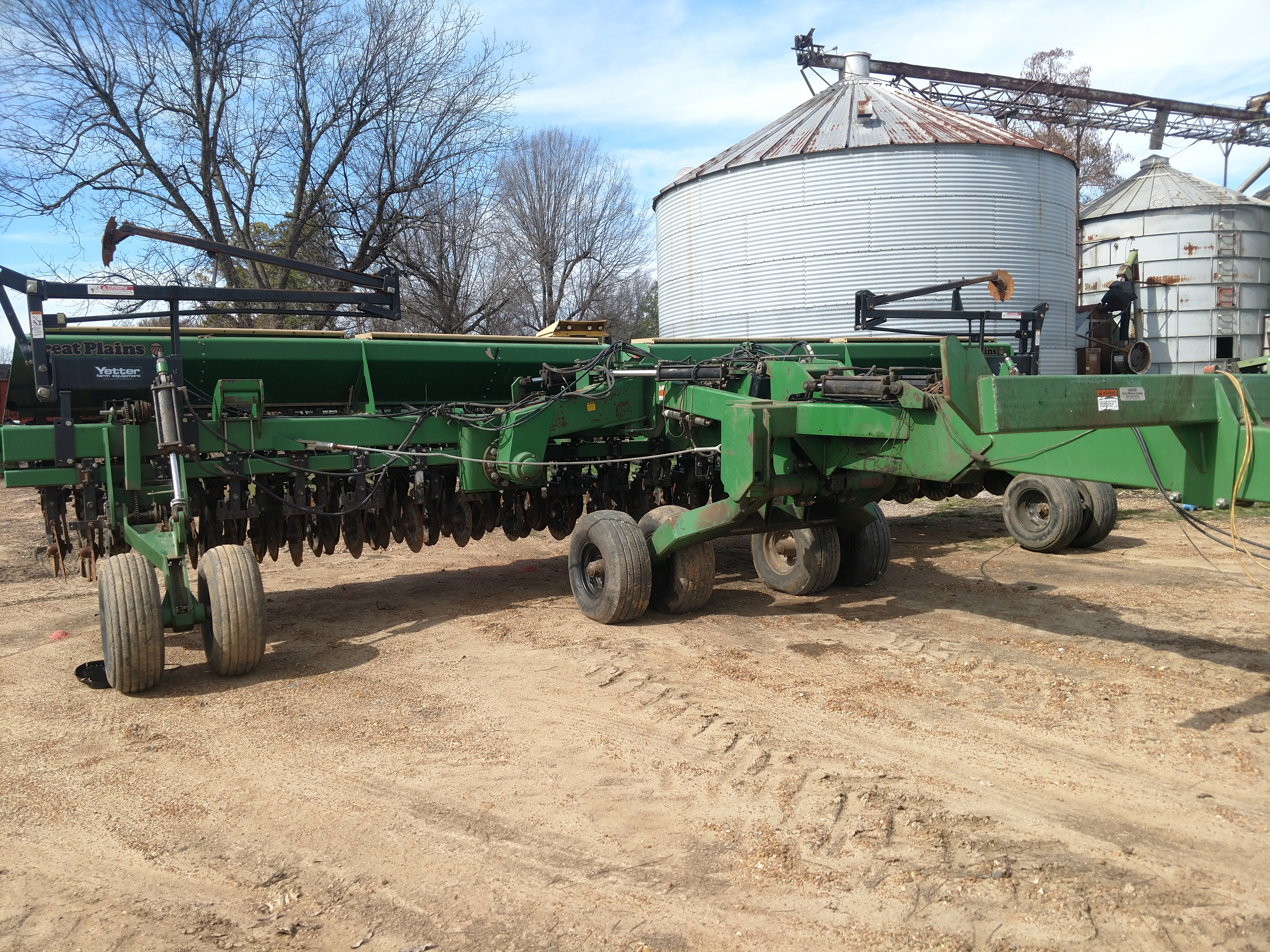 2000 Great Plains 3010 Drill