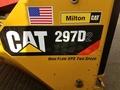 2016 Caterpillar 297D2 Skid Steer