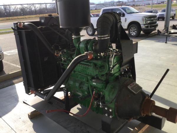 2014 John Deere 6090 Irrigation