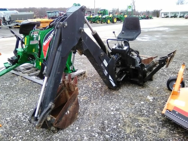 Used Woods Backhoes for Sale | Machinery Pete