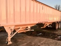 2014 Construction Trailer Specialists 40' Grain Trailer