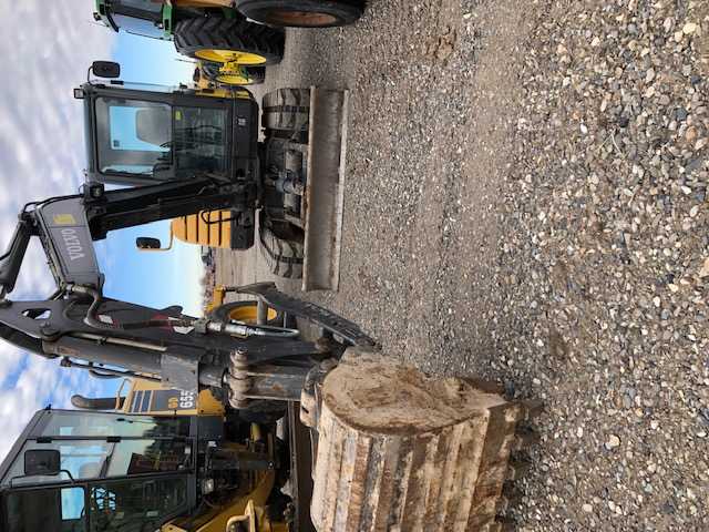 2015 Volvo EC55B Excavators and Mini Excavator