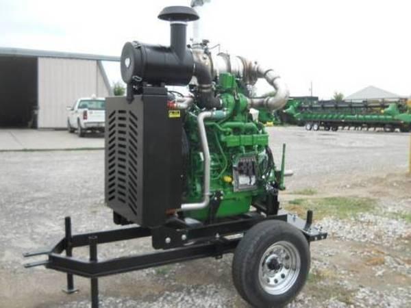 2012 John Deere 4045HFC93 POWER UNIT TIER 4 Irrigation