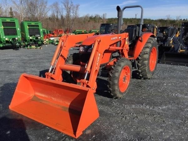 2018 Kubota M7060 Tractor