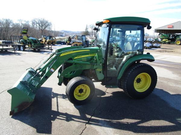 Used John Deere Tractors For Sale Machinery Pete
