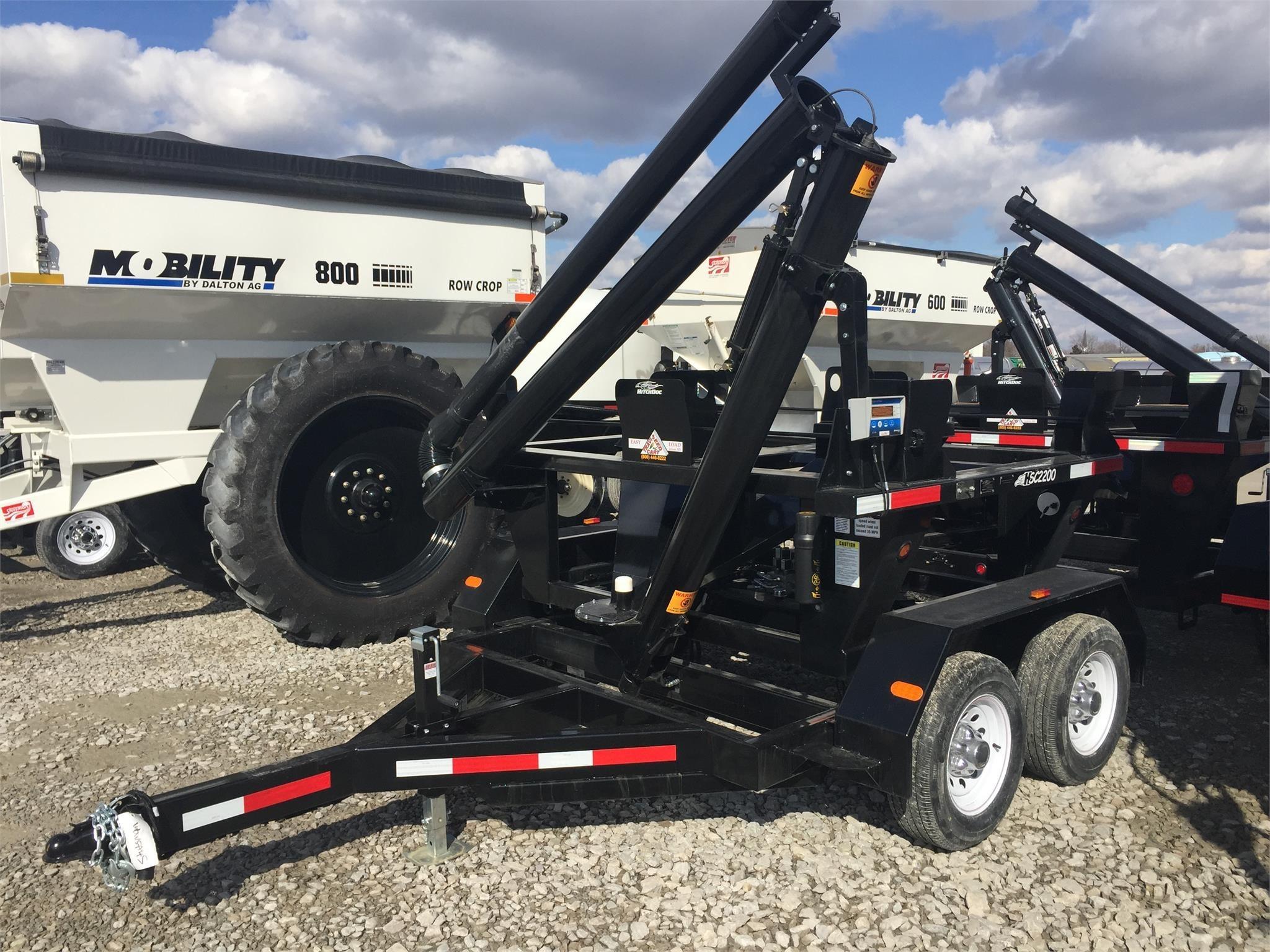 2021 Travis Seed Cart HSC2200 Seed Tender