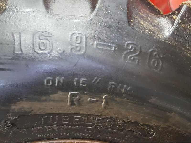 1998 Case IH 2388 Combine