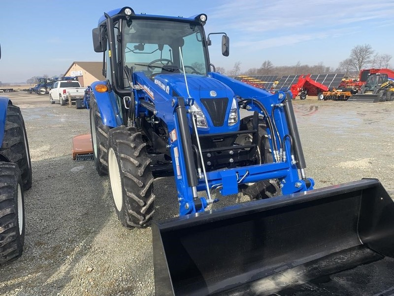 New Holland Rochester on