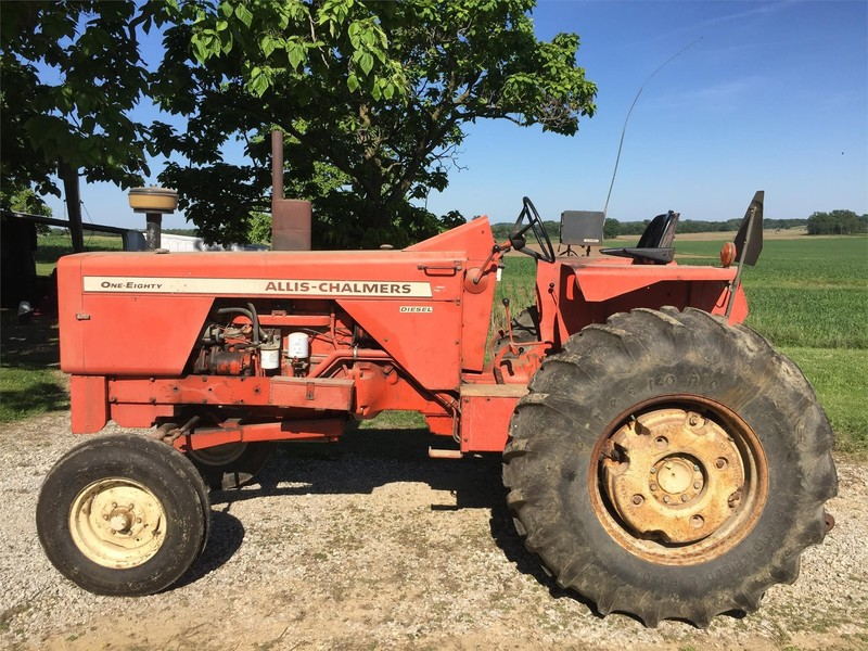 Used Allis Chalmers Tractors for Sale   Machinery Pete