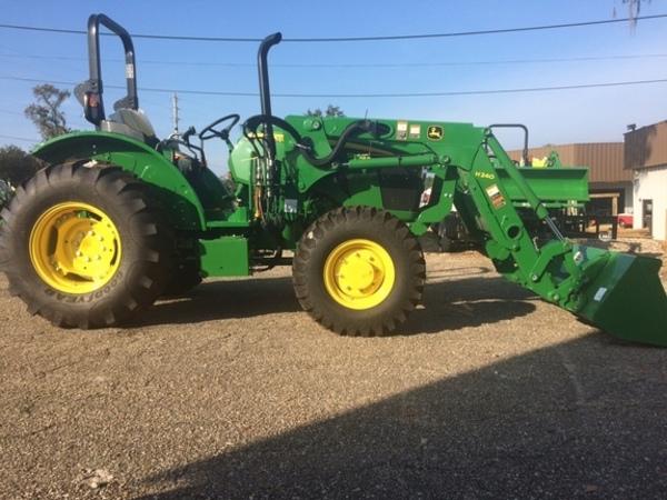 2018 John Deere 5045E Tractor