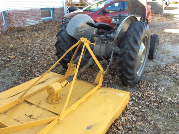 Used Ferguson Tractors Under 40 HP for Sale | Machinery Pete
