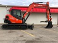 2020 Kubota KX080-4A Excavators and Mini Excavator