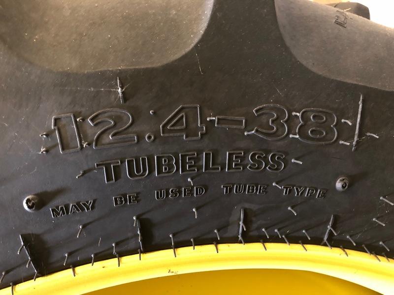 2012 Schaben LA5000 Toolbar