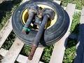 John Deere Dual Wheel and Hubs Wheels / Tires / Track