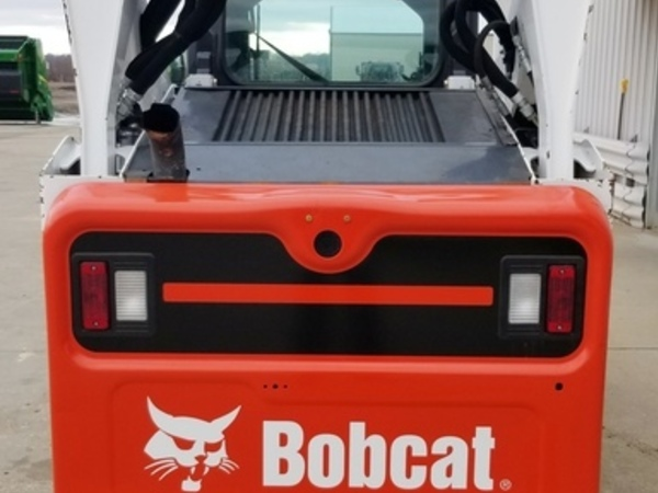 2016 Bobcat S570 Skid Steer
