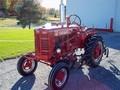 1955 International 100 Tractor