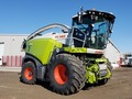 2017 Claas Jaguar 970 Self-Propelled Forage Harvester