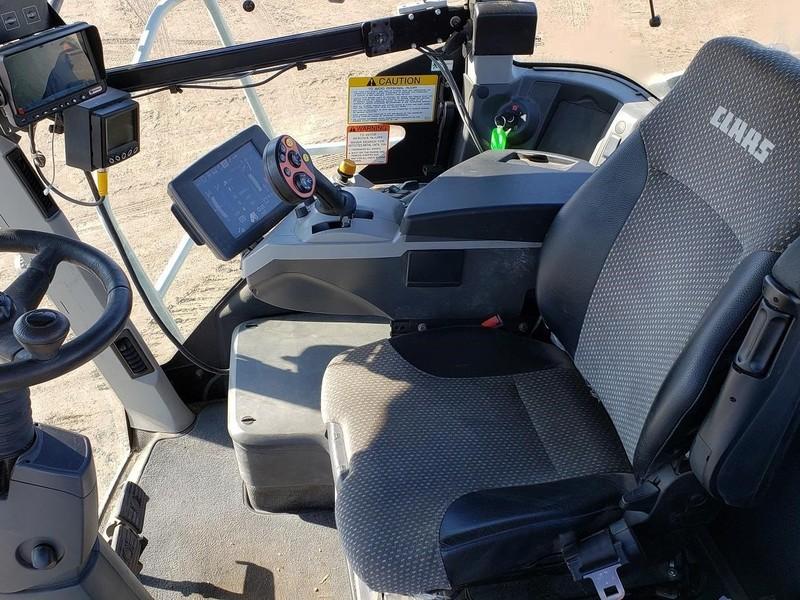 2017 Claas Jaguar 970 Self-Propelled Forage Harvester