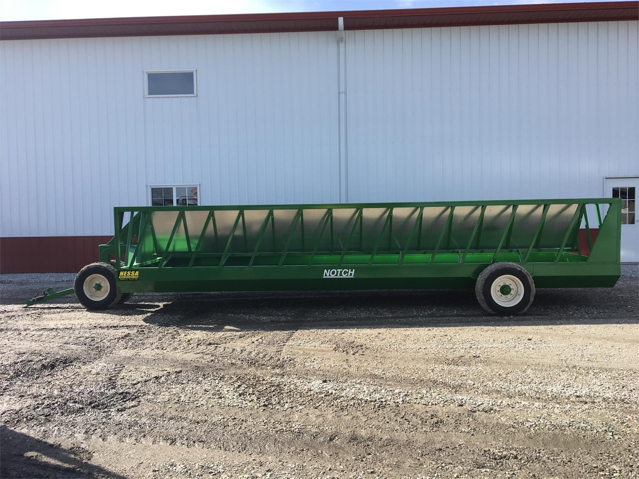 2019 Notch FW90-24 Feed Wagon