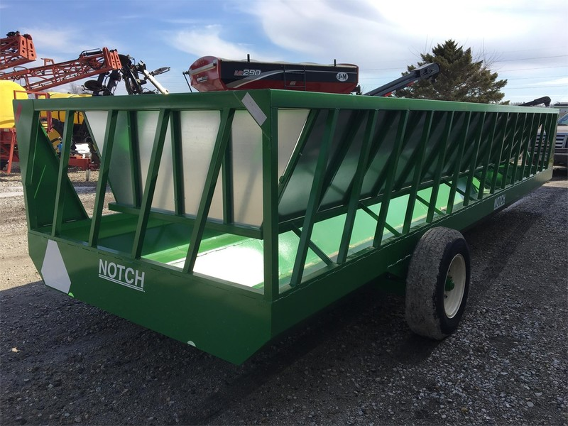 2019 Notch FW90-24 Feed Wagon