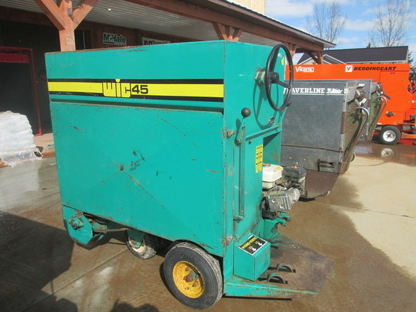 Used WIC Feed Wagons For Sale Machinery Pete