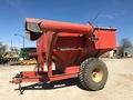 1985 United Farm Tools 500 Grain Cart