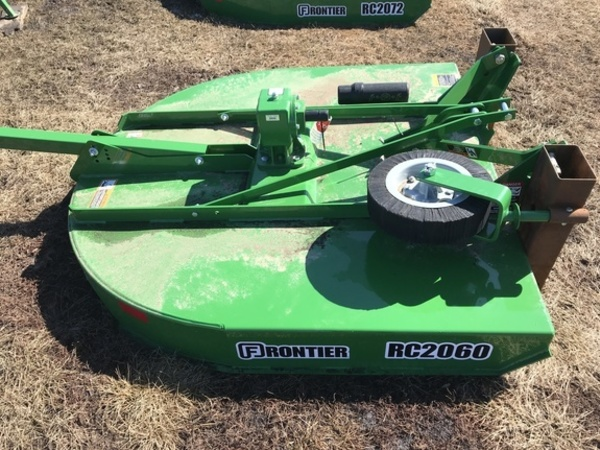 Used Frontier RC2060 Rotary Cutters For Sale Machinery Pete