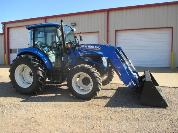 2016 New Holland T4 75 Tractor