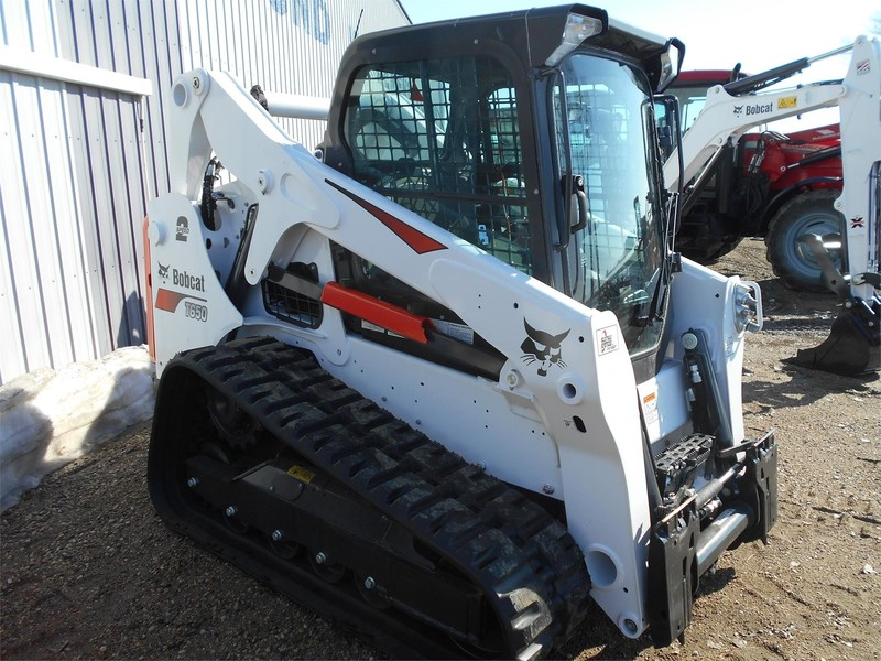 2019 Bobcat T650 Skid Steer - Madison, Minnesota | Machinery