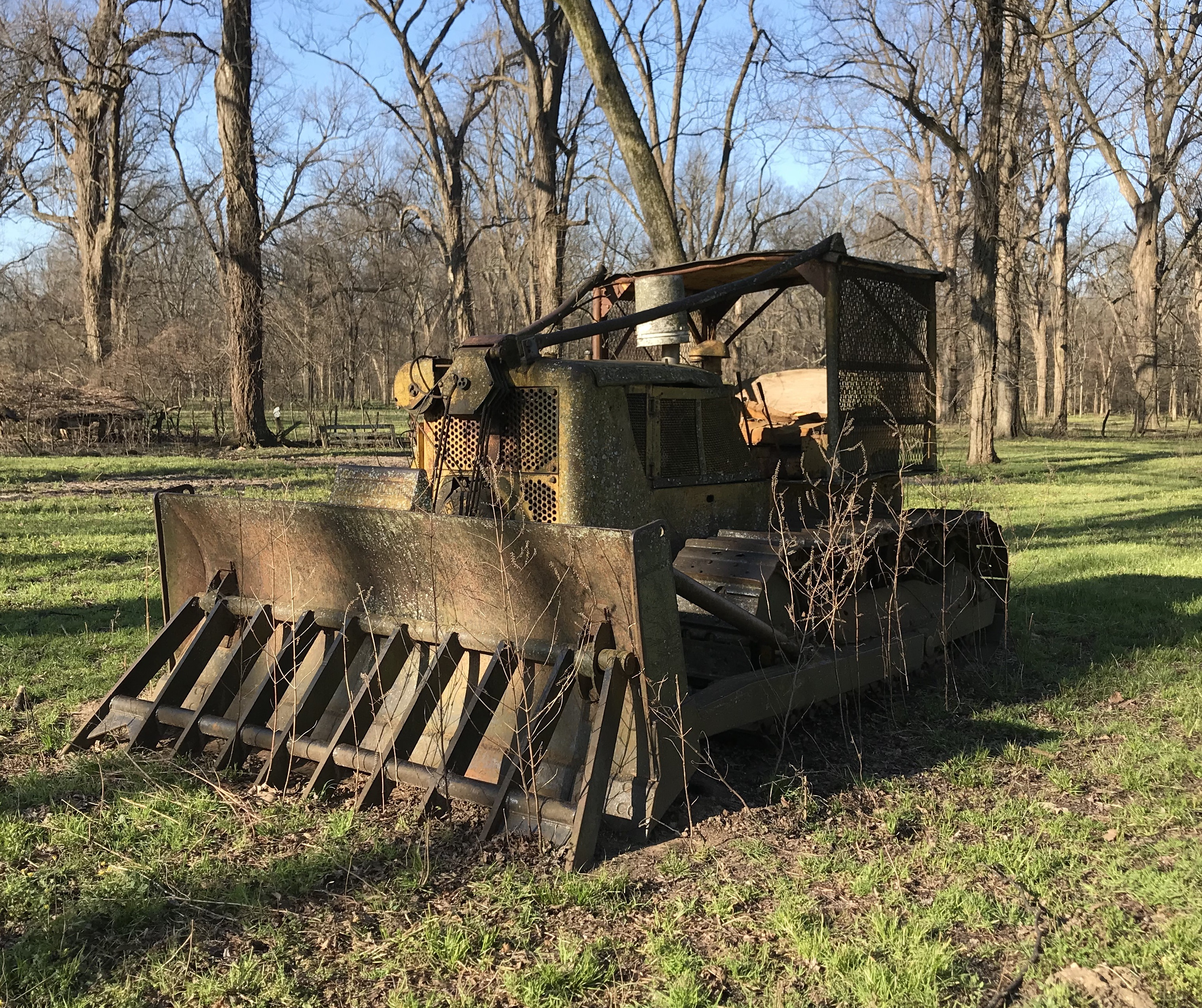 1957 Caterpillar D7-17A Crawler