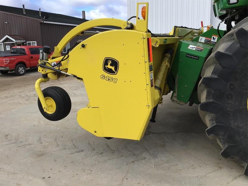 2014 John Deere 7780 Self-Propelled Forage Harvester