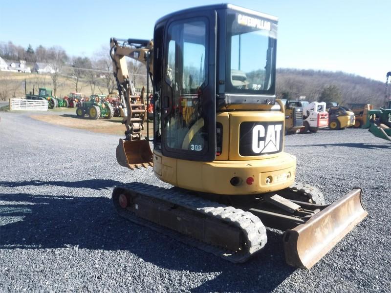 2006 Caterpillar 303.5C CR Excavators and Mini Excavator