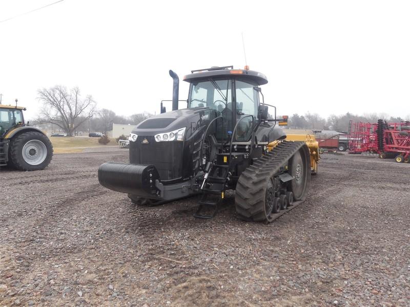 2016 Challenger MT775E Tractor