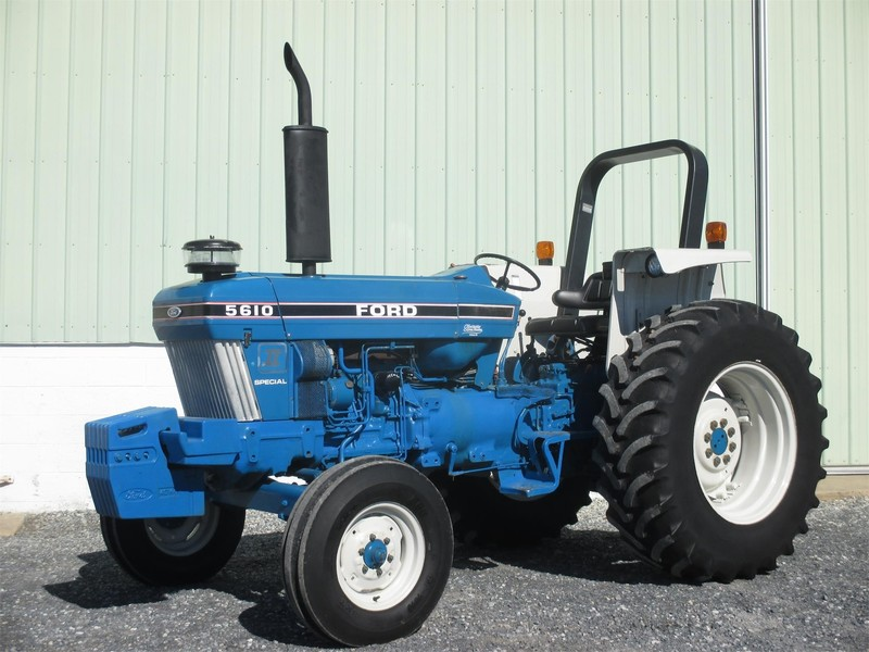 Used Ford Tractors For Sale Machinery Pete