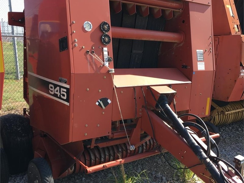 Used Hesston Round Balers for Sale | Machinery Pete
