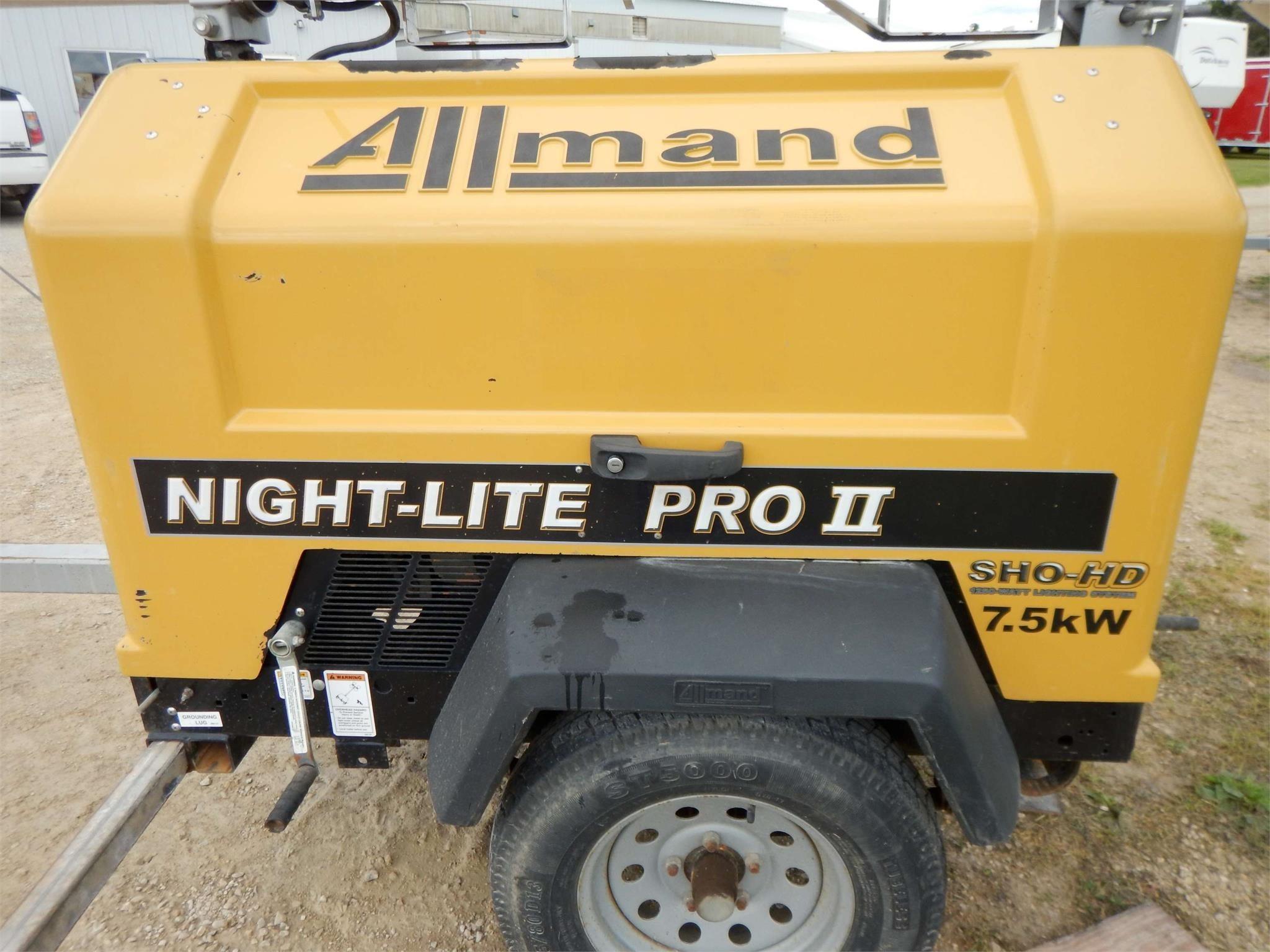 2013 Allmand NIGHT-LITE PRO II Miscellaneous