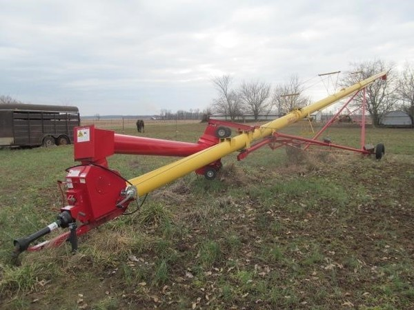 2014 Westfield MK100-71 Augers and Conveyor
