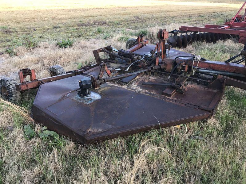 Mohawk 15' Batwing Mower